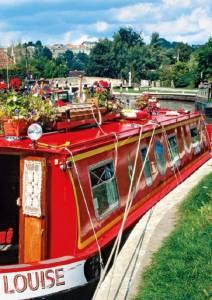 國家地理學會盤點:一生必遊的10大運河...來這裡的「船屋旅館」住上一夜好特別!