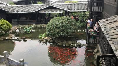 桂林世外桃源 三 -淵明山莊