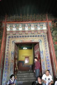 西藏朝聖之旅 十一 -布達拉宮