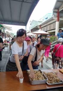 優質水產品黃鰭鮪澎派海味希望廣場登場