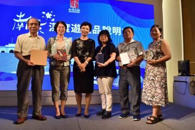 2019南京深度遊產品說明會在台北順利舉辦
