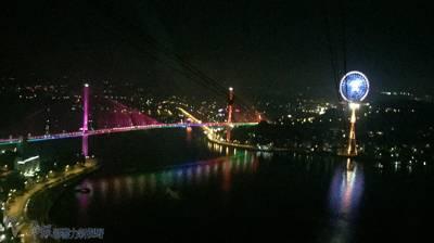 越南縱遊 三四 下龍灣太陽世界新樂園 摩天輪