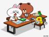 影/星巴克也來搞集點活動?免費兌換限量聯名「熊大手機支架」,超可愛...