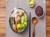 滿滿15種蔬果湯葉豆乳鍋 用原型食物實現友善地球