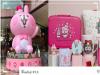 「卡娜赫拉的小動物希望旅程」快閃店療癒降臨台中!6.2米巨型粉紅兔兔陪粉絲過聖誕