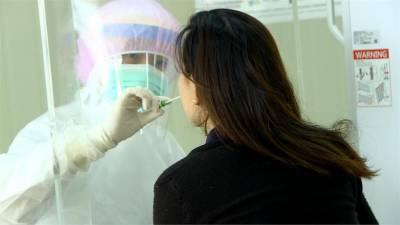 快新聞/帛琉旅遊泡泡首發團 新光醫院採檢出爐