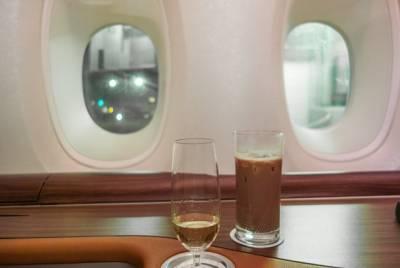 讓你不想下飛機!乘坐「豪華頭等艙」頂級套間艙是什麼感覺