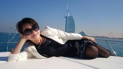 職業旅人 涵婷 - 在家旅行 認識杜拜的Mission Possible