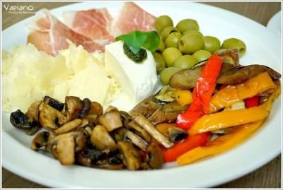 【台中美食】VAPIANO‧來自德過的義大利餐廳 現場料理獨一無二的專屬義大利麵與比薩 勤美誠品旁