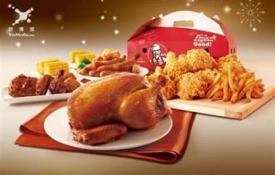 聖誕跨年/派對美食優惠 比薩 烤雞香腸香噴噴