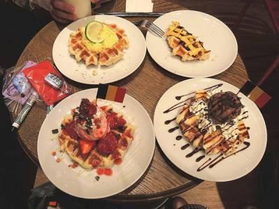 【台北東區】MR.PAPA比利時鬆餅專賣店 明曜店 ~內外兼具 真材實料的美味鬆餅