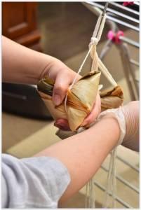 【蔡季芳老師-端午粽香食譜教學】掌握眉角 就可以輕鬆包粽子