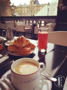 那就從一杯巴黎的咖啡談起吧