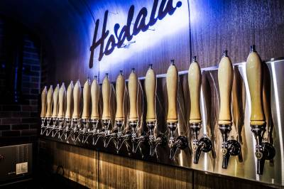 隨興工業風,釀出喉韻深長啤酒芬芳-Ho'dala精釀啤酒吧