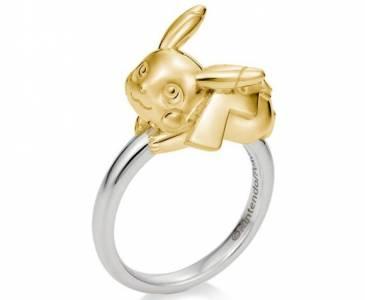 《POKEMON GO》風潮再起!日本竟推出「神奇寶貝珠寶」,看到「第5款」新娘都落淚了!