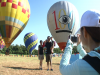 體驗熱氣球魅力 逾萬遊客擠爆青青草原