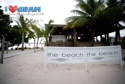 【關島】犀利人妻最終回「幸福男.不難」拍攝地點.THE BEACH燒烤晚餐秀