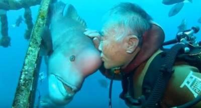 沒想到在日本這裡居然有一個神秘「海底神社」!敲鐘即可召喚怪魚!