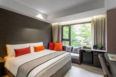住飯店也能很童趣 旅宿新品牌搶駐逢甲商圈