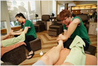 【屏東】好腳舍足體健康會館‧濃濃峇里島風的按摩好去處 腳底按摩 經絡推拿 臉部美容,從頭到腳的優質享受