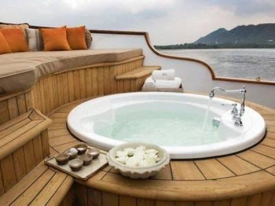 全球七大遊船體驗旅宿 台灣這家飯店入榜