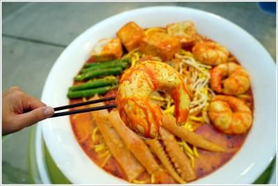 【馬來西亞檳城】食物狂想館‧榮獲2017檳城最佳博物館 巨人國的食物模型,好玩又好拍