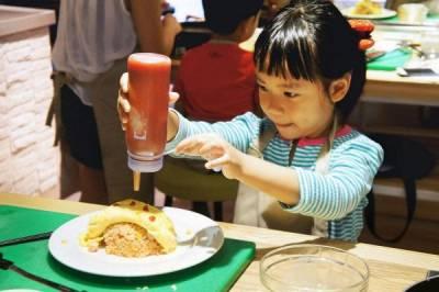 小小廚神來上菜 料理廚房7月推親子課程
