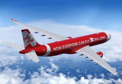 飛高高拿大獎 亞洲航空送一年份免費機票