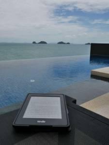 享受私人泳池跟無敵海景吧!渡假就該如此~蘇美島!!衝啊~