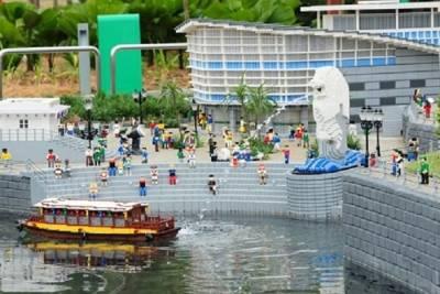 實現你小時候的夢想!用積木堆疊的夢幻樂園—馬來西亞樂高樂園