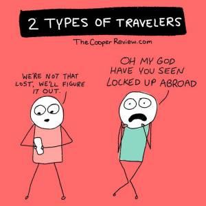 是旅人還是觀光客?10張圖看清你是哪種人!