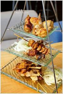 【新莊美食】小確幸Bistro Izakaya Bar‧結合日式與洋式的特色料理 吃飽吃巧都適合~下班小酌首選