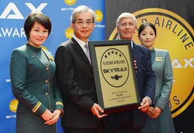2017十大最佳航空公司 卡達奪冠 長榮躍升第六