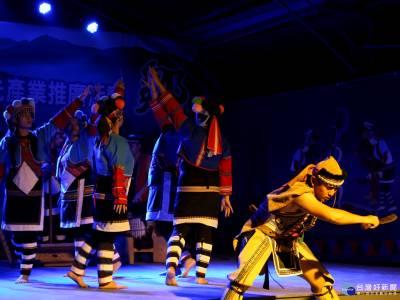 阿里山逐鹿部落「塔山傳奇,逐鹿再現」 從樂舞裡看見不同原鄉記憶