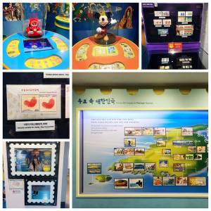 【免費入場】郵票迷快看!韓國首爾明洞郵票博物館,郵票模型也太可愛了,還可以製作自己的郵票喔...