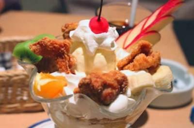 日本10款根本下不去嘴的冰淇淋,這到底是什麼鬼啊! 10吃下去前要有很大的勇氣