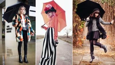 雨天拍照「有傘最美」!想拍雨天網美照的「3大秘訣」大公開!這樣拿傘超有意境的...