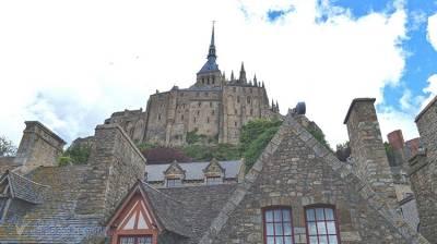 朝聖者的天堂:法國聖米歇爾山(上)