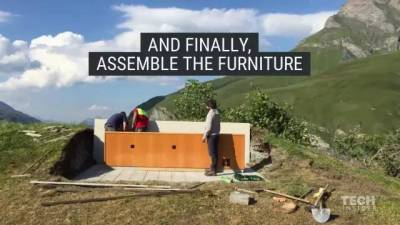 全球首家「0星級」酒店,無頂無牆,在野外扔了張床,就開始收錢了