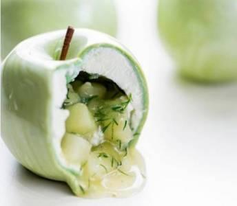 看着是水果,切開有驚喜,這才是「水果蛋糕」正確的打開方式!
