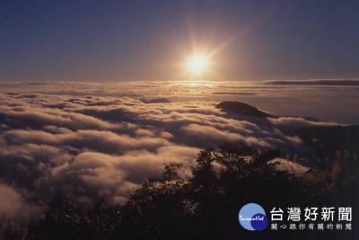 因應遊客觀日看雲海 太平山暑期提前開園