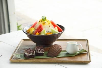 當苗栗的桂花釀與台南的火龍果結合?!極富台灣特色的冰品登場~夏季限定冰品新上市!