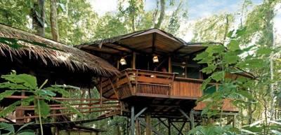 暑假好想出去玩~要住就要住最好的!盤點世界各個最有特色的旅館!