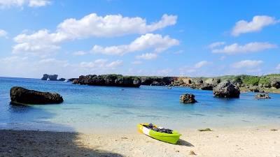 美到尖叫!夢幻沙灘拍到不想走啦~~沖繩宮古島這樣玩,傳說中的天使眼淚人魚神祕之池在這!
