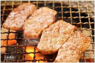 【台北松江南京】京東燒肉專門店‧激美味一頭牛套餐,每日限量8份 肉質好口感佳,還有專業代烤服務
