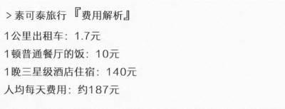 2017亞洲最省錢旅行目的地TOP榜,第一名竟然是...