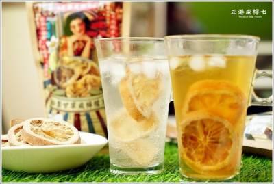 【網購】秘製甘草咸檸檬王‧免出國就能買到正港咸檸七 冷沖熱泡 搭配七喜 紅茶都適合