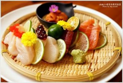 【板橋】小確幸串燒居酒屋‧創意料理搭配鮮美食材,聚會小酌好地方