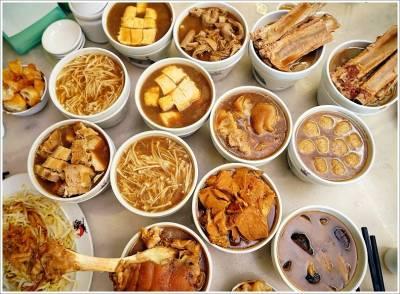 【馬來西亞檳城】鴻香綁線肉骨茶 原益香 ‧檳城必吃美食 沒有濃厚的中藥味與胡椒味,香醇甘甜帶有膠質口感