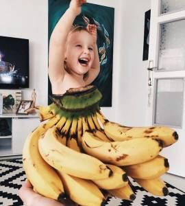 這個媽媽突發奇想竟把「水果和蔬菜」變成女兒的洋裝,「最後一件露背裝」更是讓大人目瞪口呆!